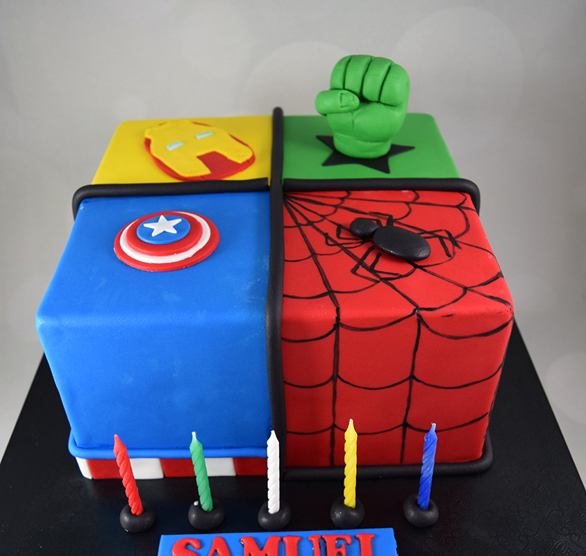 Mandas Cakes - Birthday Cakes, Special Occasion Cakes | 844 x 800 jpeg 451kB